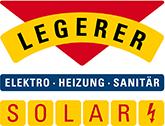Installateur Legerer Gänserndorf – Elektro – Heizung – Sanitär – Solar Logo